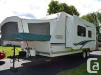 Bantam B22s Hybrid camper. This individual is small van