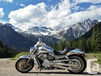 Make Harley Davidson Model V-Rod Year 2003 kms 35778