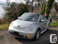 Make Volkswagen Model Beetle Convertible Year 2003