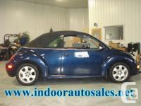 Make. Volkswagen. Version. New Beetle Convertible.