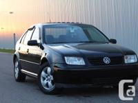 2003 VW Jetta Sedan, great running state. -Energy