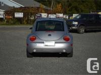 Make Volkswagen Model New Beetle Year 2003 Trans