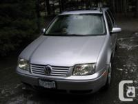Make Volkswagen Model Jetta Wagon Year 2003 Colour