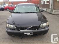 2003 Volvo S60.Automatique.Completement Equipe.