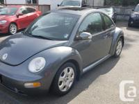 Make Volkswagen Model New Beetle Coupe Year 2003