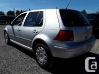 Make Volkswagen Model Golf Year 2003 Colour Silver kms