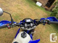 Make Yamaha Model Wr Year 2003 Wr450 top end was done