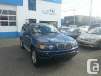 Stock ID: H43985. Year: 2003. Make: BMW. Design: X5 4.4