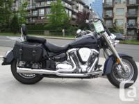 2003 Yamaha XV1600 Roadstar. 36800kms. Serviced. $5999.