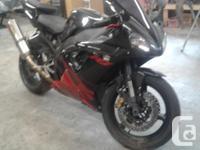 Make Yamaha Year 2003 kms 27000 2003 Yamaha YZR1