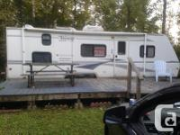 sleeps 8 ; a/c & propane heat; Canadian edition offers