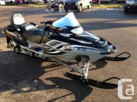 2004 Polaris 600 Edge Touring. This Sled Is In Perfect