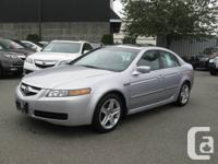 2004 Acura TL,auto,leather,sun roof,heated seats,low