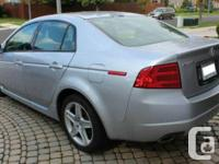 Well kept in very good condition Acura TL - recently