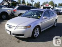 Make Acura Model TL Year 2004 Colour Silver kms 139200