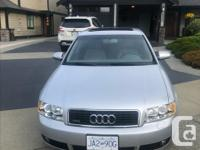 Make Audi Model A4 Year 2004 Colour Silver kms 175673
