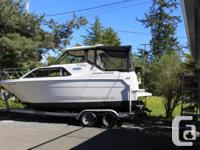 THIS BOAT IS READY TO FISH OR CRUISE! LOADED ON A 2008