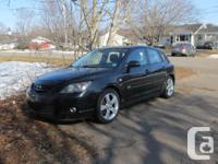 Make Mazda Model Mazda3 Sport Year 2004 Colour Black