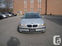 2004 BMW 3 series, automatic, engine size 2.2, great on