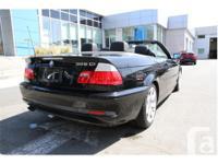 Make BMW Model 325 Year 2004 Colour Black kms 173245