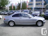Make BMW Model 325Ci Year 2004 Colour Grey kms 191000