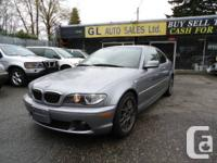year : 2004  make : BMW  model : 325CI  engine : 2.5L
