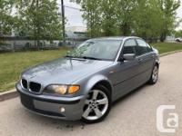 Make BMW Model 325i Year 2004 Colour Phantom Grey kms