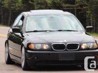 Make BMW Design 320i Year 2004 Colour Black Autos in