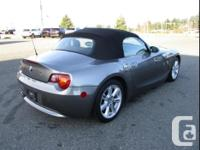 Make BMW Model Z4 Year 2004 Colour Black Leather kms