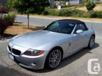 Make BMW Model Z4 Year 2004 Colour Silver kms 104196