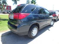 Make Buick Model Rendezvous Year 2004 Colour Blue kms