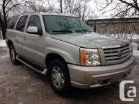 Very clean SUV - Luxury at its best! Well equipped with