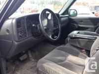 Make Chevrolet Year 2004 Colour Black Trans Automatic