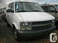 Year: 2004  Make: Chevrolet  Model: Astro  Trim: Cargo