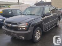 Make Chevrolet Model Avalanche 1500 Year 2004 Colour