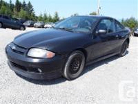 Make Chevrolet Model Cavalier Year 2004 Colour black