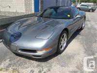 Make Chevrolet Model Corvette Year 2004 Colour Grey