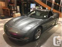 Make Chevrolet Model Corvette Year 2004 Colour Medium
