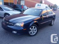 2004 Chevrolet Epica- $2398*   Leather interior,