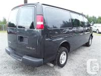 Make Chevrolet Model Express Year 2004 Colour Black