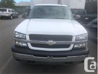 Make Chevrolet Model Silverado 1500 Year 2004 Colour
