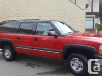 Make Chevrolet Model Suburban 2500 Year 2004 Colour Red