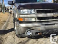 Make Chevrolet Model Tahoe Year 2004 Colour grey kms