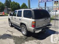 Make Chevrolet Model Tahoe Year 2004 Colour Brown kms