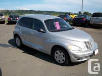 Make Chrysler Year 2004 Colour Silver Trans Automatic