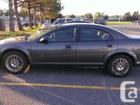 Make Chrysler Model Sebring Year 2004 Colour Grey