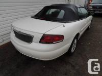 Make Chrysler Model Sebring Year 2004 Colour White kms