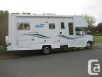 2004 citation motor home with very low klm' ( 27000 K )