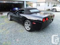 Make Chevrolet Model Corvette Year 2004 Colour Black