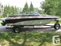 I have a 2004 Crownline 192BR with low hours ready to